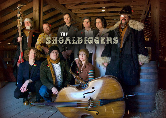 Shoaldiggers promo shot